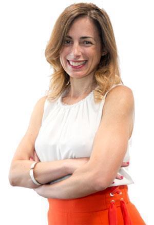 Annalisa Nurzia - Direttore Organizzazione, Sistemi Informativi e Risorse Umane EUROVITA