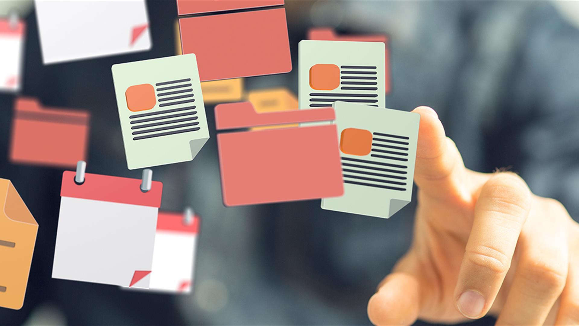 Personal Document Management